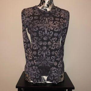 3/$12 item!  Women's Long Sleeved Cotton Tee
